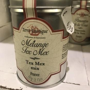 Mélange Tex Mex